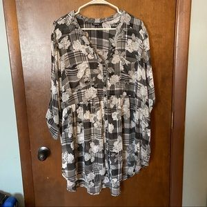 Torrid Tunic Top